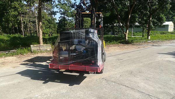 Cung cấp bơm cứu hỏa cho nhà máy Z115 Võ Nhai Thái Nguyên